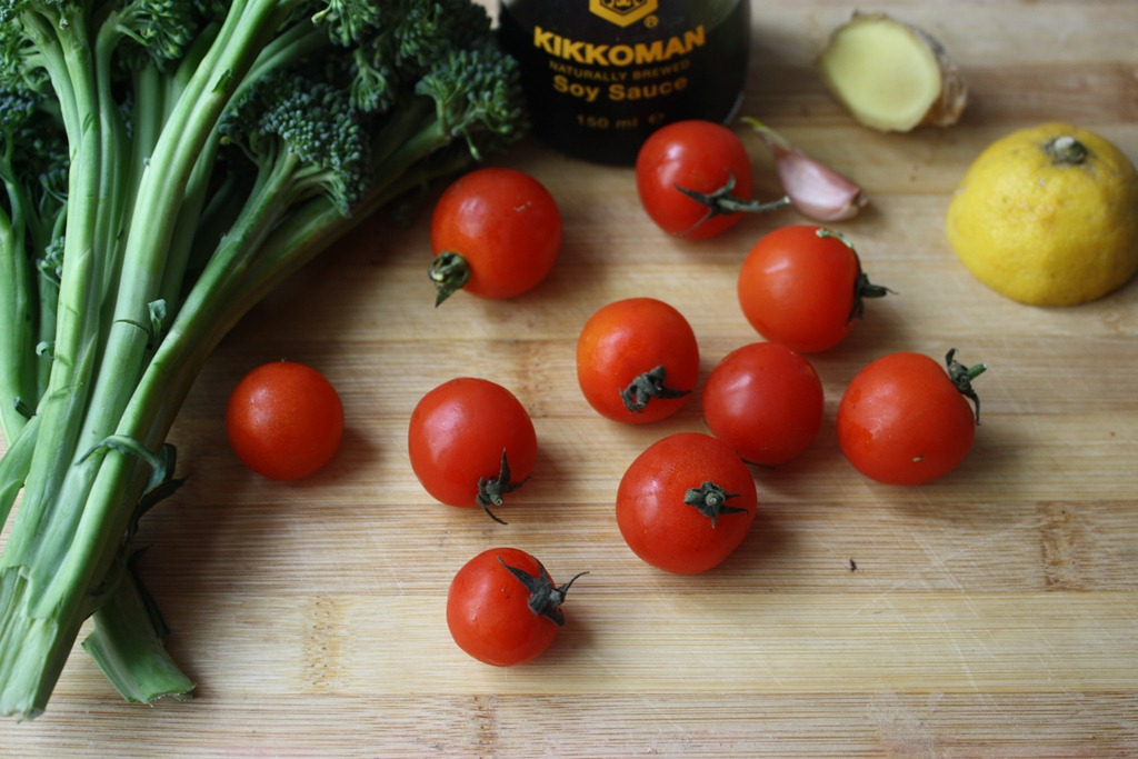how to cook broccoli with soy sauce