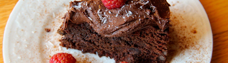 beet chocolate cake